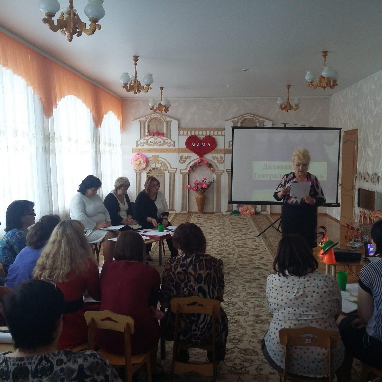 Педагогический совет по теме: «Роль театрализованных игр в развитии речи детей дошкольного возраста»
